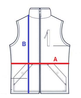nagyméretű-pufi-mellény-mérettáblázat