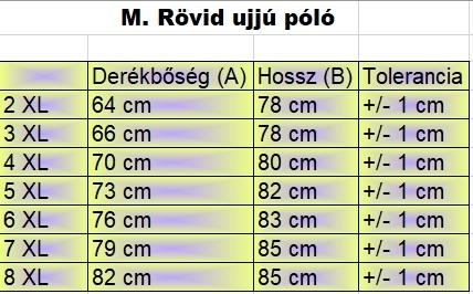 nagyméretű-férfi-rövid-ujjú-póló-mérettáblázat